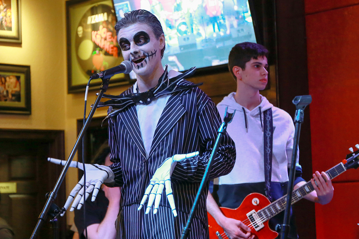 Performing Arts Music, Halloween songs