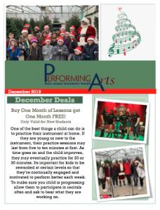 December Newletter