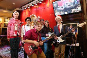 Christmas at the Hard Rock 2018