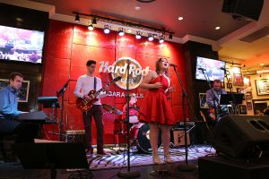 Valentine's Show at the Hard Rock 2018